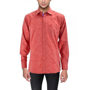 Mens Plain Shirty With Smokey Pattern