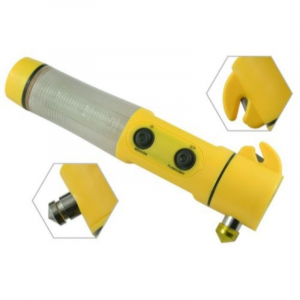 Led Flashlight With Torch For Auto Use With Magnetic Base