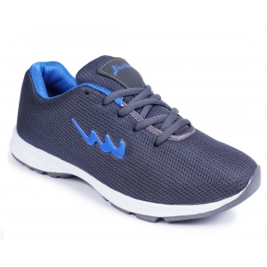 Men Running Lace Up Shoes