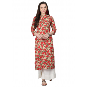 Multi Color Cotton Kurti