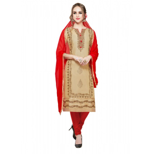 Generic Women's Cotton Salwar Material (Snadel, 2-2.5mtrs)