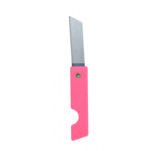 Pink Pencil knife cutter