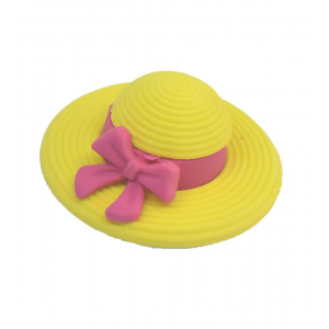 Yellow Color Hat Eraser