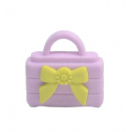 Pink Color Briefcase Eraser