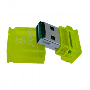 Miro SD Card 3.0 Reader-Light Green