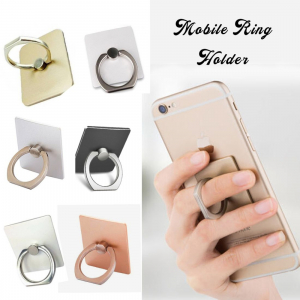 Mobile Ring Holder-Black