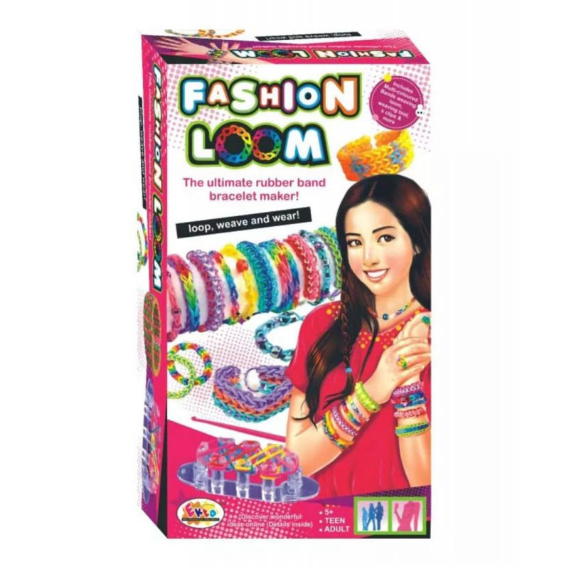 Make Your Own Bracelet- Fashion Loom
