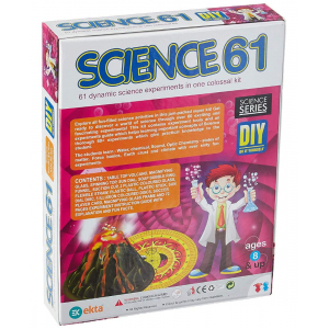 Science 61-61 Dynamic Science Experiments in One Colossal Kit