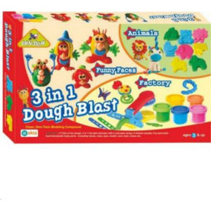 3 in 1 Dough Blast