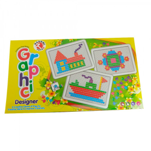 Graphic Designer-A Creative Game