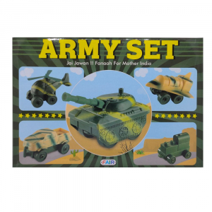 Army Set-Create Army Vehicles