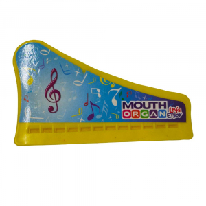 Mouth Organ-Assorted Color