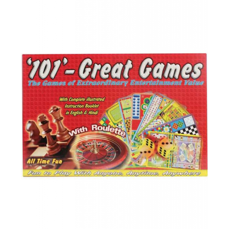 101 Great Games with Roulette
