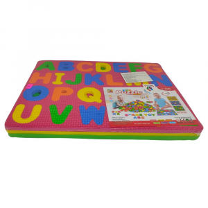 Puzzle Mats-Alphabets and Numbers