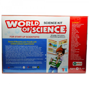 Word of Science Kit-For Startu-up Scientists