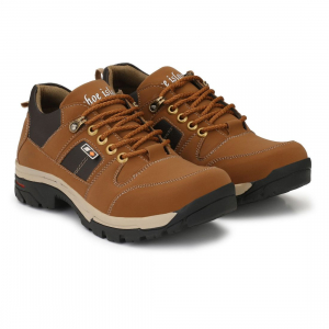 Generic Men Tan,Brown,Black Color Leatherette Material  Casual Boots