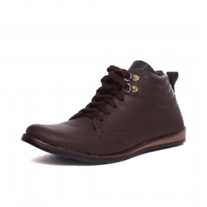 Generic Men Coffee Brown Color Synthetic Material  Casual Shoes