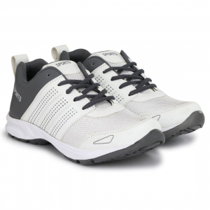 Generic Men White,Grey Color Mesh Material  Casual Sports Shoes