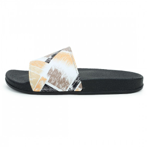 Generic Women Multicolor Color Synthetic Material  Casual Sliders