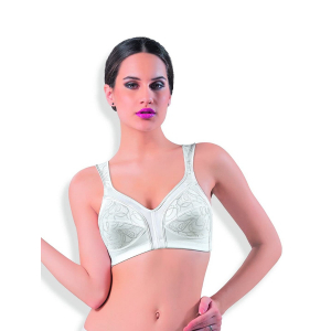 Dazzle Non Padded, Non Wired Jacquard and Satin Shape Up Bra ( Brand and Model: Dazzle - 61827)