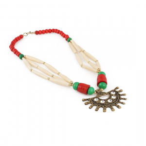 Designer C ontemporary Tibetan Necklace