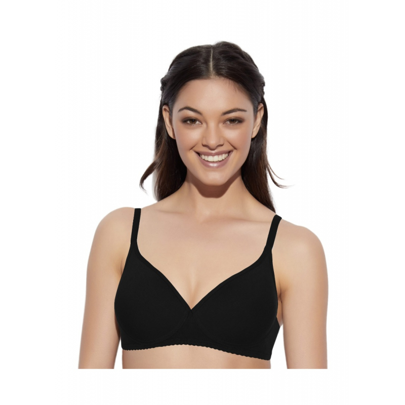 Enamor Non Padded, Non Wired Cotton Shape Up Bra ( Brand and Model: Enamor-A039 Padded)