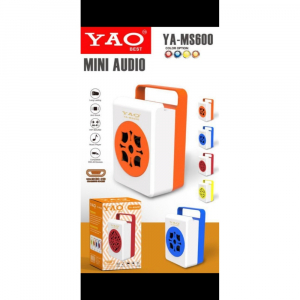 YAO Portable Speaker MS-600