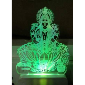 Generic Maha Lakshmi AC Adapter Night Lamp
