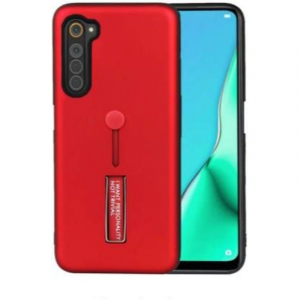 Generic Mobile Case Cover For Realme 6,6i (Hard Back Case,Color: Red,Material:Plastic)