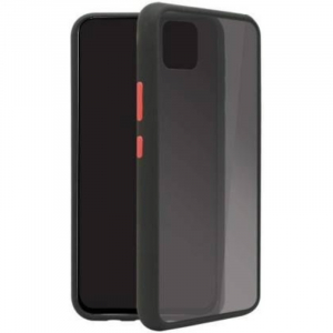 Generic Mobile Case Cover For Realme C11 (Hard Back Case,Color: Black,Material:Plastic)