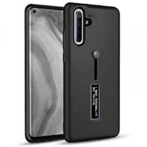 Generic Mobile Case Cover For Realme 6/6i (Hard Back Case,Color: Black,Material:Plastic)