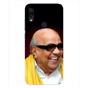 Printed Kalaignar Karunanidhi Hard Mobile Case Cover