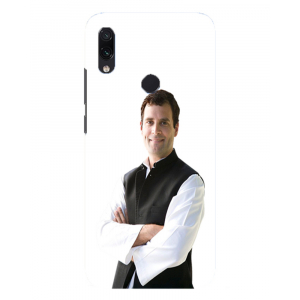 Printed Rahul Gandhi Hard Mobile Case Cover