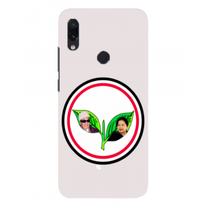 Printed ADMK Party Symbol Hard Mobile Case Cover