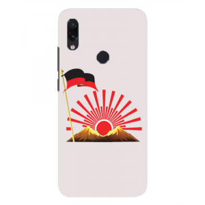 Printed DMK Party Symbol Hard Mobile Case Cover